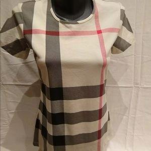 Burberry shirt auth new M nova